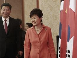 中韩APEC或抛弃日本举行双边会晤