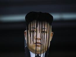 朝鲜再次敦促韩国停止散发反朝传单