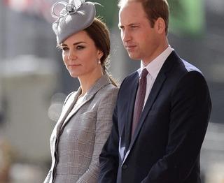 凯特王妃怀二胎后首亮相