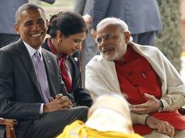 白宫:美印南海声明非对抗中国