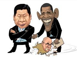 达赖无法撼动北京 中美关系不受牵制