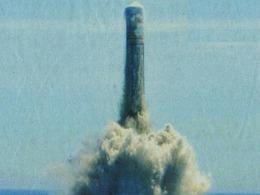 屡败屡战 巨浪核导弹罕见照[图]