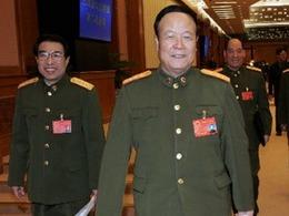 """陕西军中老乡辣评郭伯雄 """"道行""""远超徐才厚"""
