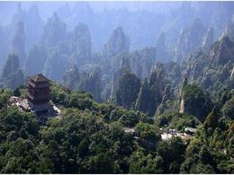 世界遗产:绝美壮观武陵源