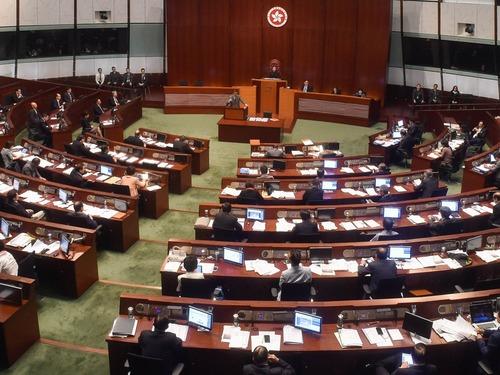 立法会选举 传未签确认书泛民仍获入闸