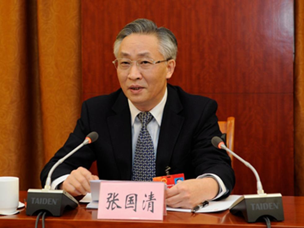 张国清高票当选重庆市长