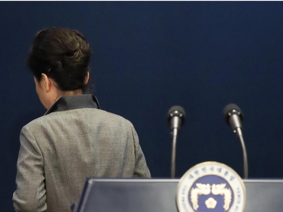 韓國前總統朴槿惠的悲情和宿命