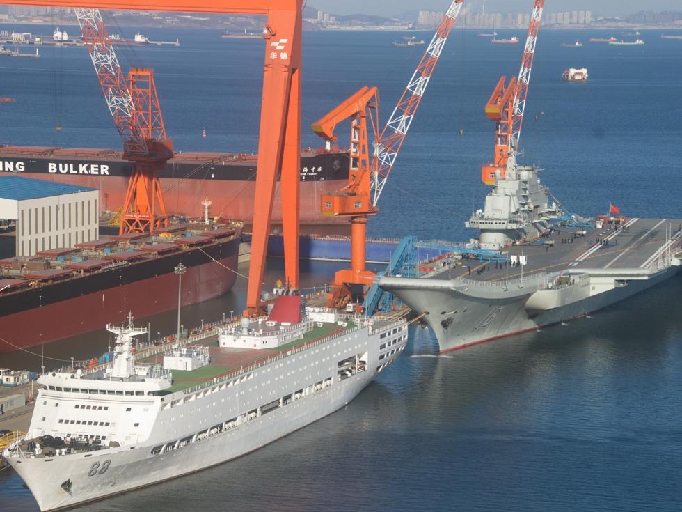 造艦潮標志事件 新航母帶來什么
