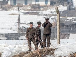 中朝边境:孕妇惧怕核爆出逃