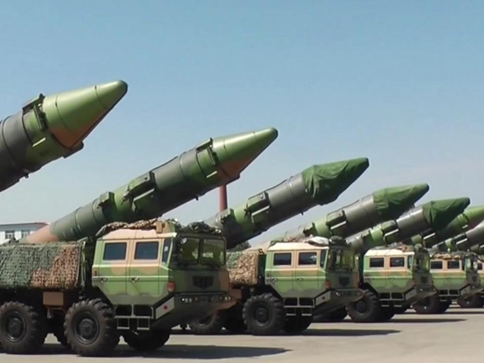 東風導彈就位 華火箭軍進駐西藏前线