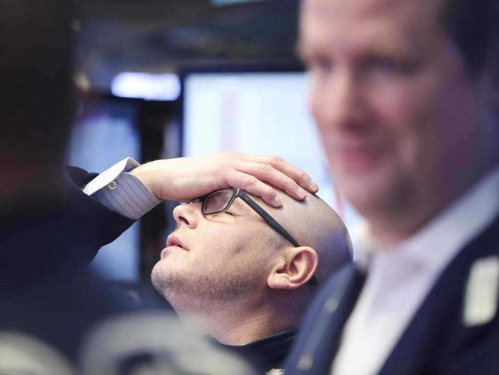 中美贸易谈判前景堪忧 美股三大指数开盘大跌