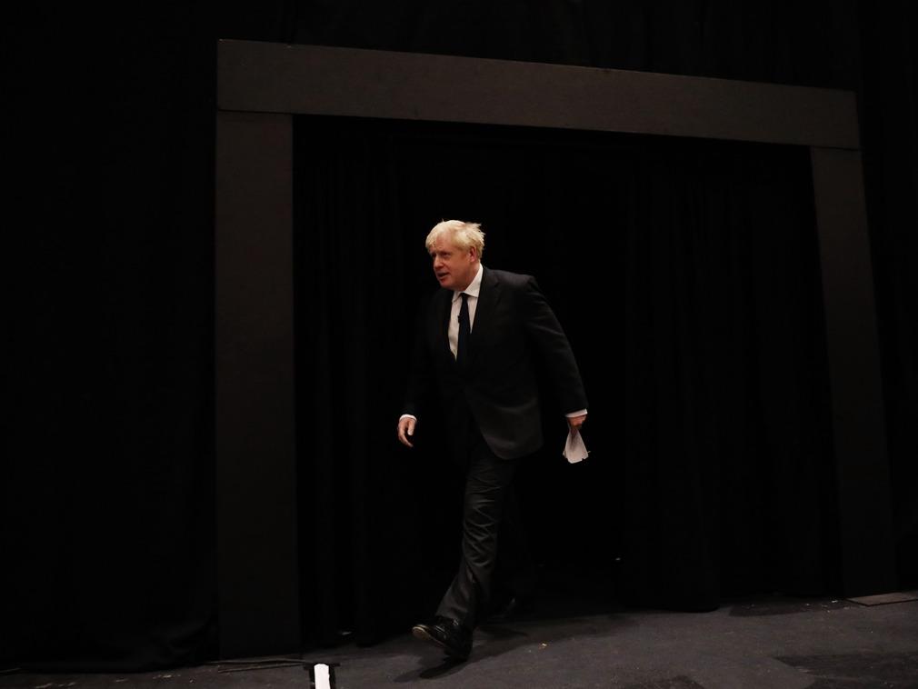 英国无协议脱欧风险加大 欧盟为约翰逊上台做准备[图集]